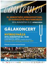 Poster of the festival